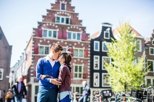 Pre wedding photography in Amsterdam