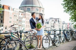 Amsterdam couple love shoot photography